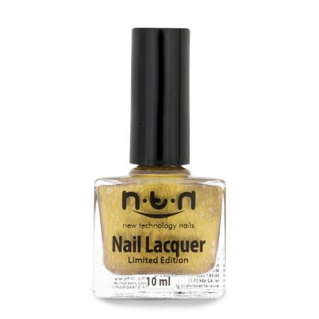 NTN lak na nechty 61 zlatý 10 ml NechtovyRAJ.sk - Daj svojim nechtom všetko, čo potrebujú