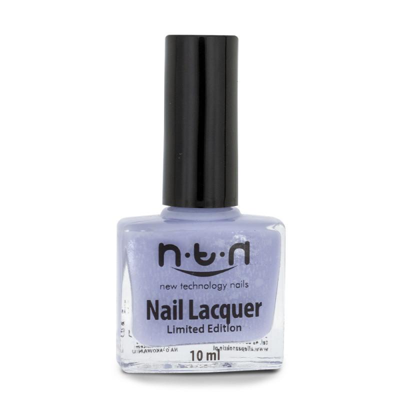 NTN lak na nechty 17 fialový 10 ml Fialová