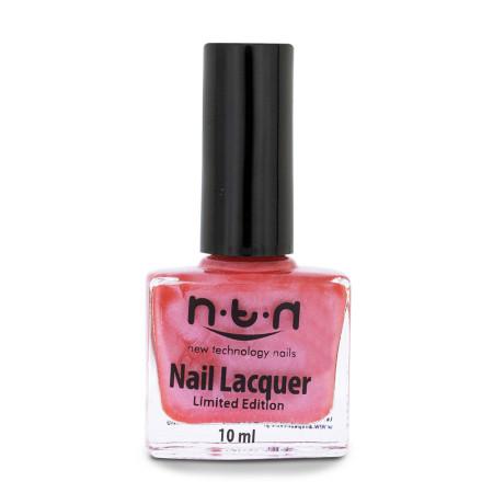 NTN lak na nechty 28 ružový perleťový 10 ml NechtovyRAJ.sk - Daj svojim nechtom všetko, čo potrebujú