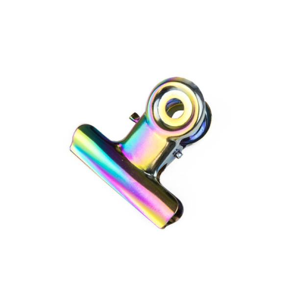 """Svorka na """"pinčovanie"""" - kobalt 2,2 cm"""