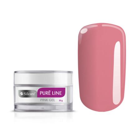Uv gél pink pure line 50g NechtovyRAJ.sk - Daj svojim nechtom všetko, čo potrebujú