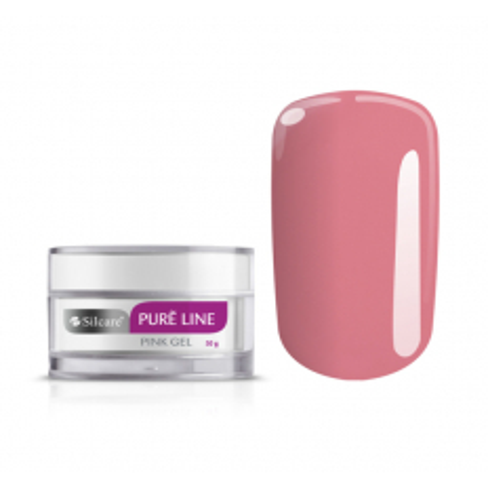 Uv gél pink pure line 50g