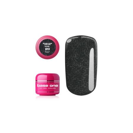 Silcare Base One Pixel UV gél 20 Black Pixel 5 g NechtovyRAJ.sk - Daj svojim nechtom všetko, čo potrebujú