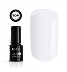 Silcare Gél lak Color It PREMIUM Top Vrchný 6 g