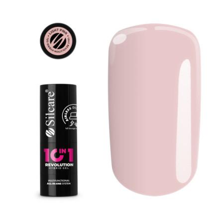 10in1 Revolution Airless Gel - Light pink 15ml