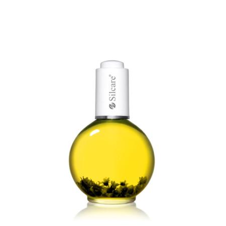Olejček na nechty s kvietkami 75 ml - banana yellow 16 NechtovyRAJ.sk - Daj svojim nechtom všetko, čo potrebujú