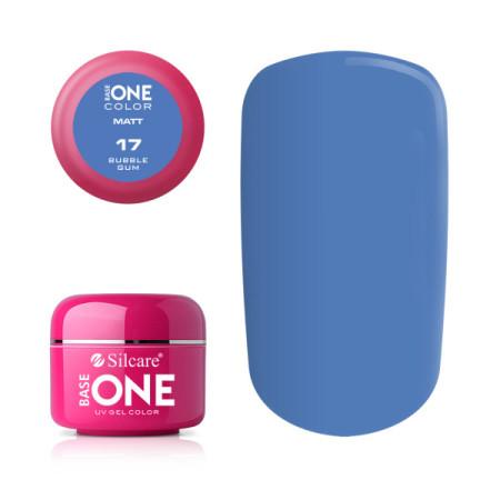 Matný uv gél 17 - Bubble gum 5g NechtovyRAJ.sk - Daj svojim nechtom všetko, čo potrebujú