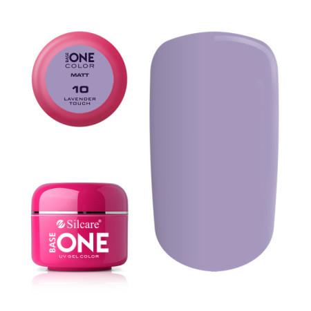 Matný uv gél 10 - Lavender touch 5g NechtovyRAJ.sk - Daj svojim nechtom všetko, čo potrebujú