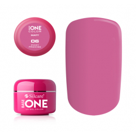 Matný uv gél 6 - Pinky promise 5g