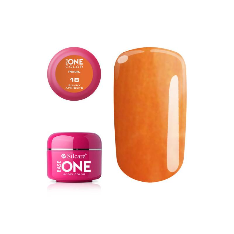 Perleťový uv gél 18 Sunny Apricots 5g NechtovyRAJ.sk - Daj svojim nechtom všetko, čo potrebujú