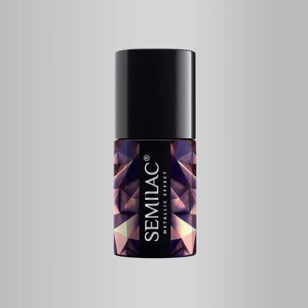 Semilac - metalický efekt pre gél laky Silver 253 NechtovyRAJ.sk - Daj svojim nechtom všetko, čo potrebujú