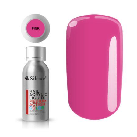 Silcare Acryl Liquid pink 50 ml NechtovyRAJ.sk - Daj svojim nechtom všetko, čo potrebujú