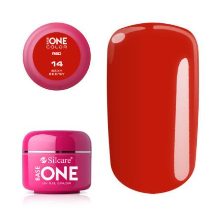 Base one red gél - Sexy redsy 14