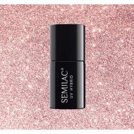 Semilac - gél lak 179 Midnight Samba 7ml