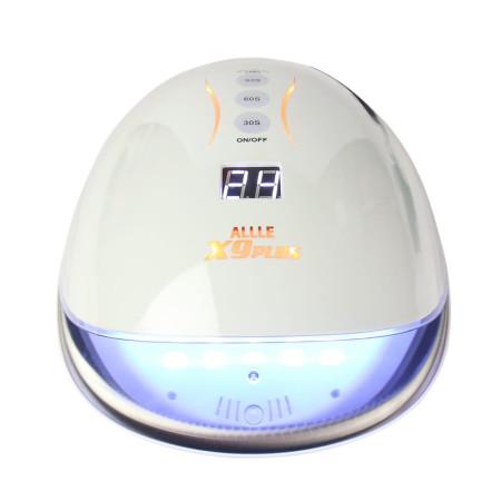 ALLLE X9 PLUS UV/LED LAMPA 48 W - biela