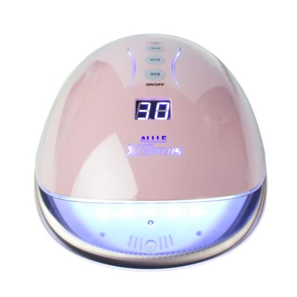 ALLLE X9 PLUS UV/LED LAMPA 48 W - ružová