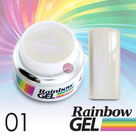 Rainbow UV gél č. 01