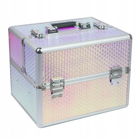 Dvojdielny kozmetický kufrík - Unicorn 202-3 NechtovyRAJ.sk - Daj svojim nechtom všetko, čo potrebujú