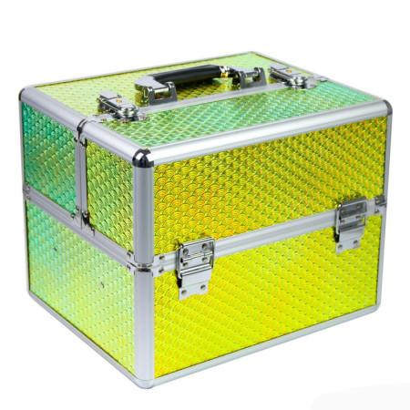 Dvojdielny kozmetický kufrík - Unicorn 202-2 NechtovyRAJ.sk - Daj svojim nechtom všetko, čo potrebujú