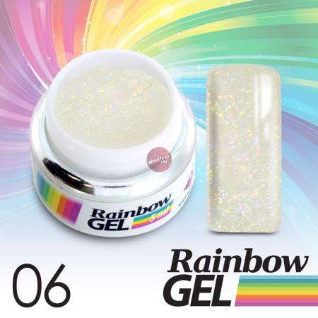 Rainbow UV gél č. 06