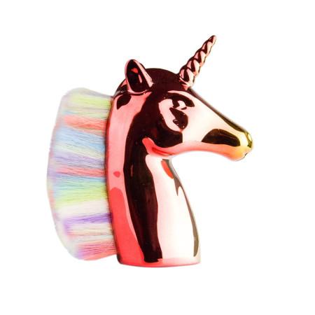 Jednorožec oprašovač na nechty unicorn červený NechtovyRAJ.sk - Daj svojim nechtom všetko, čo potrebujú