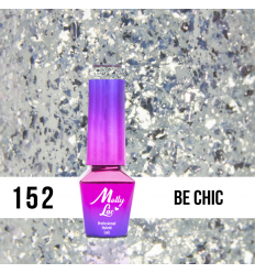152. MOLLY LAC gél lak - Be Chic 5ML