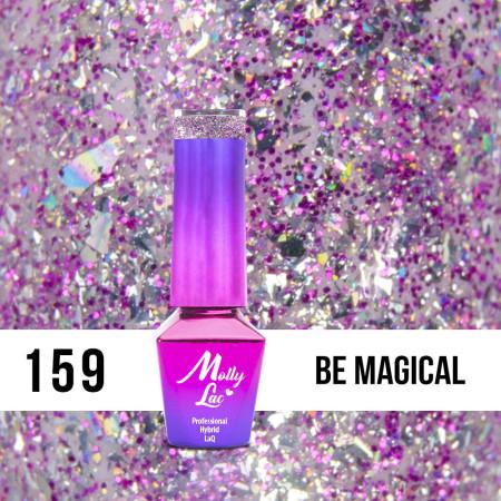 159. MOLLY LAC gél lak - Be Magical 5ML