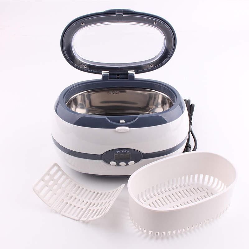 Ultrazvuková čistička VGT-2000 - šedá NechtovyRAJ.sk - Daj svojim nechtom všetko, čo potrebujú