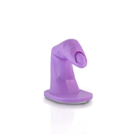 Cvičný prst bez tipu - fialový NechtovyRAJ.sk - Daj svojim nechtom všetko, čo potrebujú
