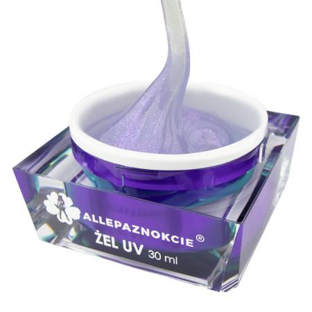 Stavebný uv gél Jelly Moonlight Violet 30 ml NechtovyRAJ.sk - Daj svojim nechtom všetko, čo potrebujú