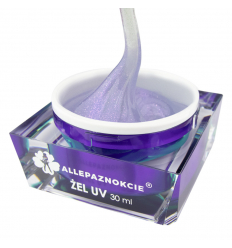 Stavebný uv gél Jelly Moonlight Violet 30 ml