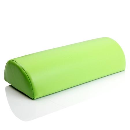 Podložka pod ruku - zelená koženková