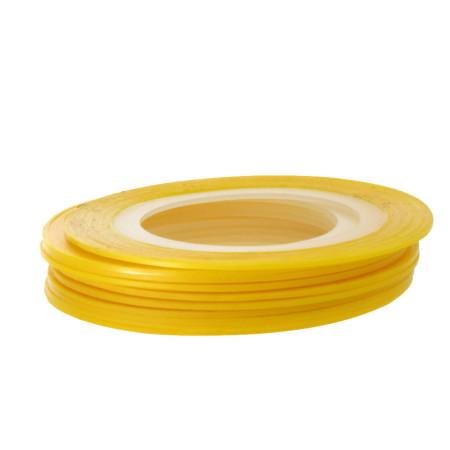 Zdobiaci pásik 34 - jasná žltá NechtovyRAJ.sk - Daj svojim nechtom všetko, čo potrebujú