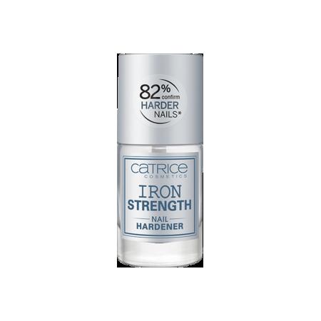 Spevňovač nechtov Iron Strenght 10ml NechtovyRAJ.sk - Daj svojim nechtom všetko, čo potrebujú