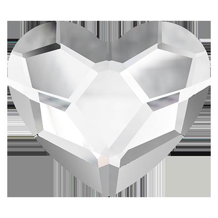 Swarovski srdce Crystal 3,6 mm NechtovyRAJ.sk - Daj svojim nechtom všetko, čo potrebujú