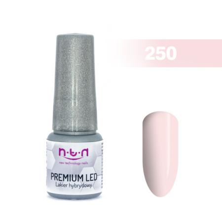 NTN Premium Led gél lak 250 6ml NechtovyRAJ.sk - Daj svojim nechtom všetko, čo potrebujú