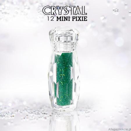 Nechtovyraj ozdoby na nechty Mini Pixie č.12 zelená NechtovyRAJ.sk - Daj svojim nechtom všetko, čo potrebujú