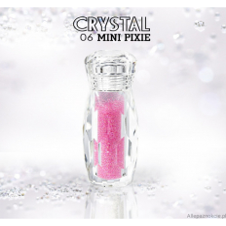 Nechtovyraj ozdoby na nechty Mini Pixie č.6 ružová NechtovyRAJ.sk - Daj svojim nechtom všetko, čo potrebujú