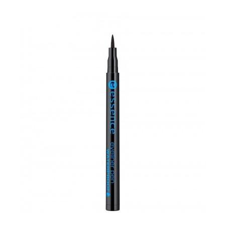 Vodeodolné pero na očné linky