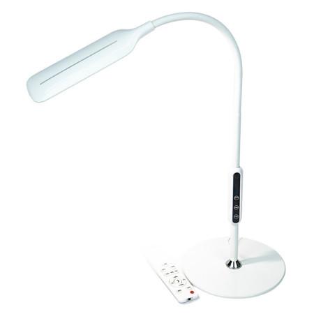Stolová LED lampa U19D - biela s ovládačom NechtovyRAJ.sk - Daj svojim nechtom všetko, čo potrebujú