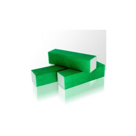 Brúsny blok - zelený 240/240 10 ks NechtovyRAJ.sk - Daj svojim nechtom všetko, čo potrebujú