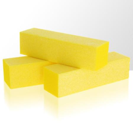 Brúsny blok - žltý 100/100 NechtovyRAJ.sk - Daj svojim nechtom všetko, čo potrebujú