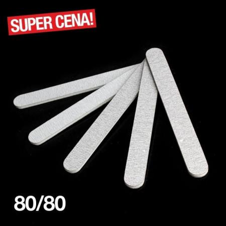 Pilník šedý rovný 80/80 NechtovyRAJ.sk - Daj svojim nechtom všetko, čo potrebujú