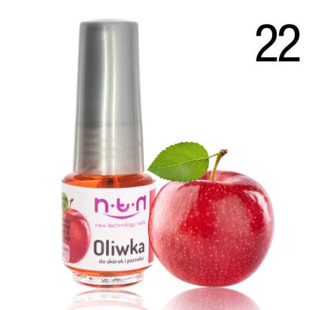 Olejček na nechty vôna červené jablko 5 ml NechtovyRAJ.sk - Daj svojim nechtom všetko, čo potrebujú