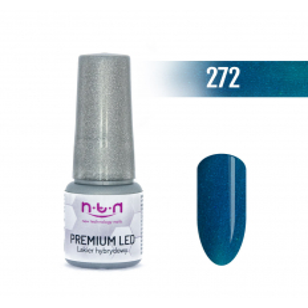 NTN Premium Led gél lak 272 6ml NechtovyRAJ.sk - Daj svojim nechtom všetko, čo potrebujú