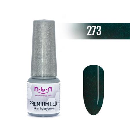 NTN Premium Led gél lak 273 6ml NechtovyRAJ.sk - Daj svojim nechtom všetko, čo potrebujú