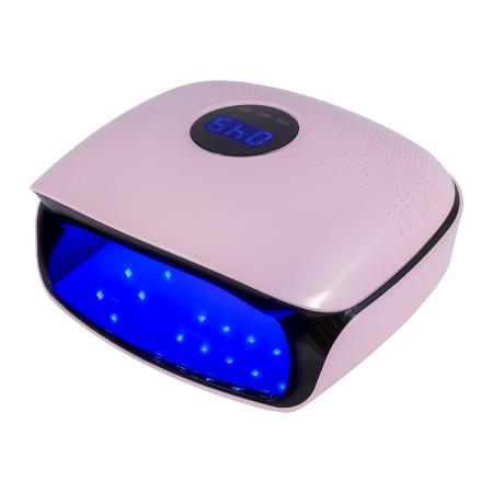Lampa S7 DUAL LED 48W - slabo ružová NechtovyRAJ.sk - Daj svojim nechtom všetko, čo potrebujú