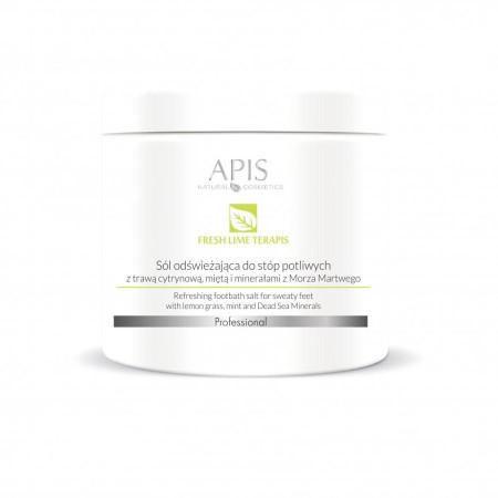 APIS soľ proti poteniu nôh 650 g NechtovyRAJ.sk - Daj svojim nechtom všetko, čo potrebujú