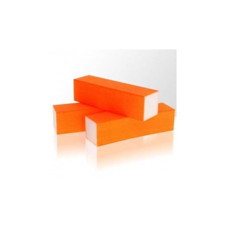 Brúsny blok - neón oranžový 240/240 NechtovyRAJ.sk - Daj svojim nechtom všetko, čo potrebujú