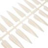 NechtovyRAJ vzorkovník naturálny špicatý 240 ks NechtovyRAJ.sk - Daj svojim nechtom všetko, čo potrebujú